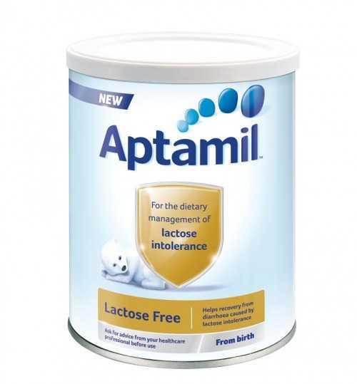 APTAMIL LACTOSE FREE 400GM