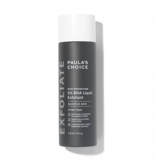 PAULA'S CHOICE SKIN PERFECTING 2% BHA LIQUID EXFOLIANT 118ML