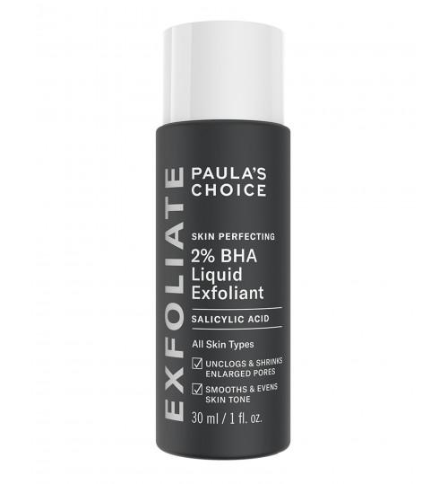 PAULA'S CHOICE SALICYLIC ACID 2% BHA EXFOLIANT